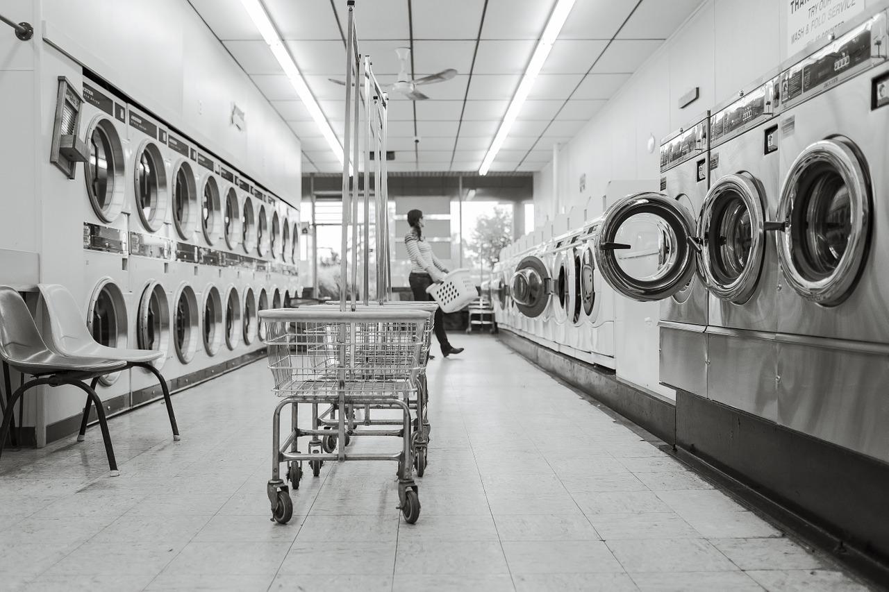 洗濯機のドライコースって何?いつ使うの?ドライマーク洗濯物の注意点も!