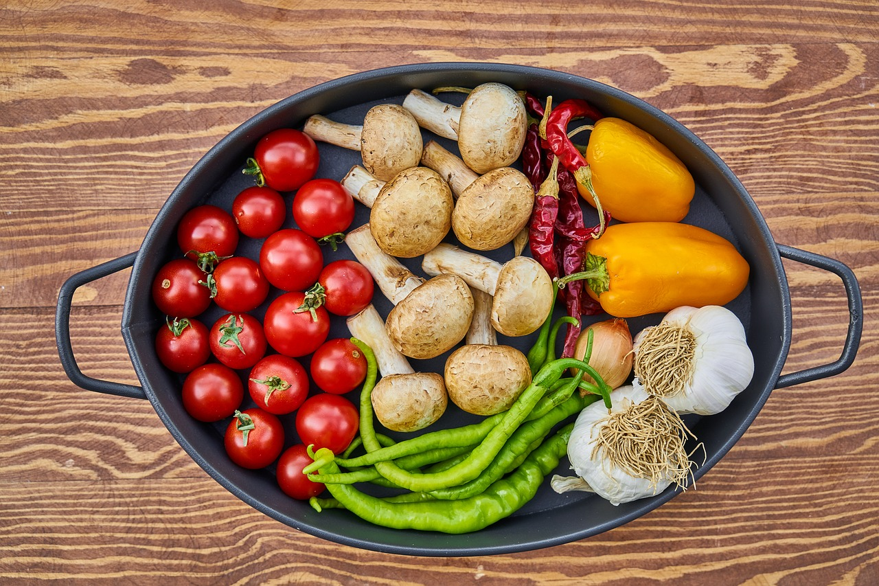 きのこの冷凍保存に期限はある?変色や腐る原因・食感の変化などを調査!