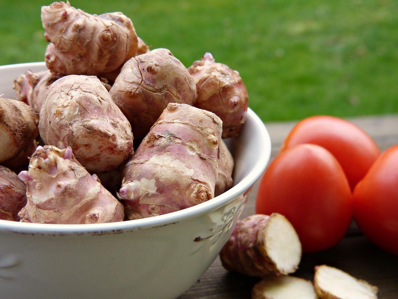 菊芋は生で保存できる?冷凍が一番?通販で買える粉末についても調査!