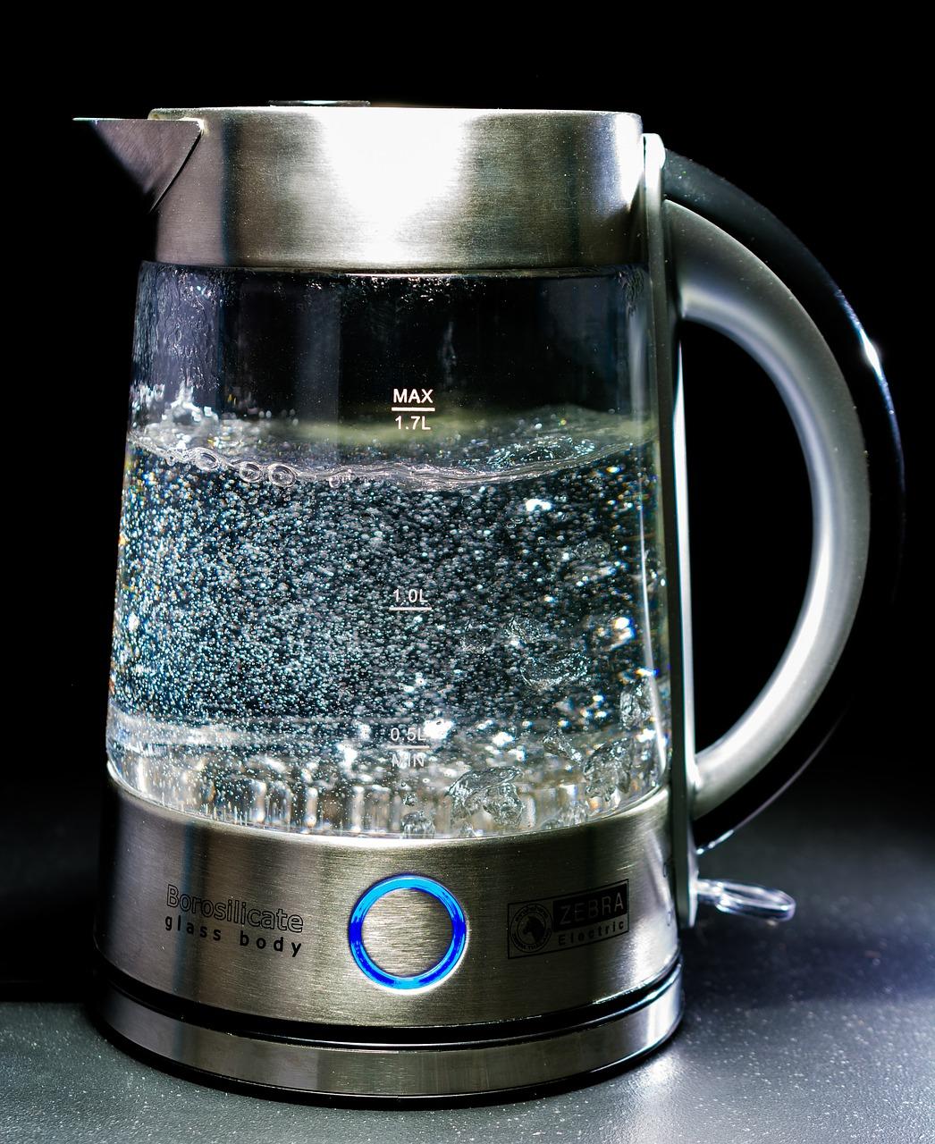 電気ケトルの掃除頻度は?ティファールの茶色汚れにはお酢、クエン酸、重曹が良い?ポッカレモンやコーラも使える!