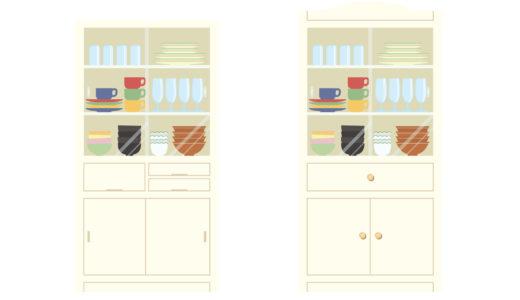 食器棚のシートでずれない物は?ダイソーやセリア・ニトリのオススメを紹介!