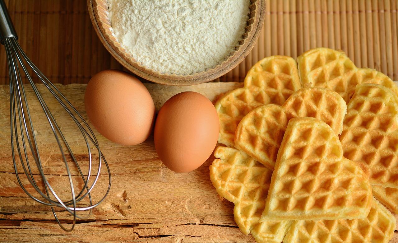 大量 消費 卵